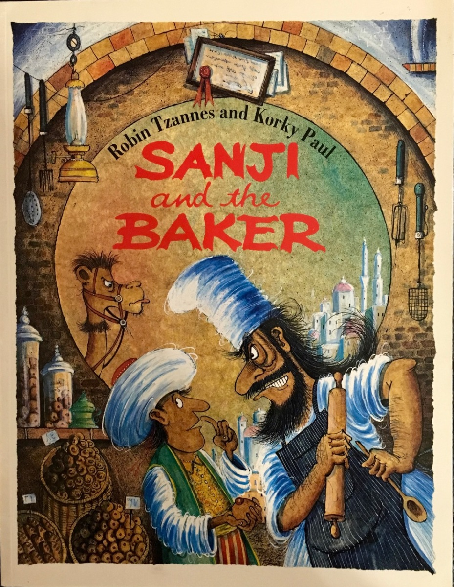 Image result for Sanji and the Baker