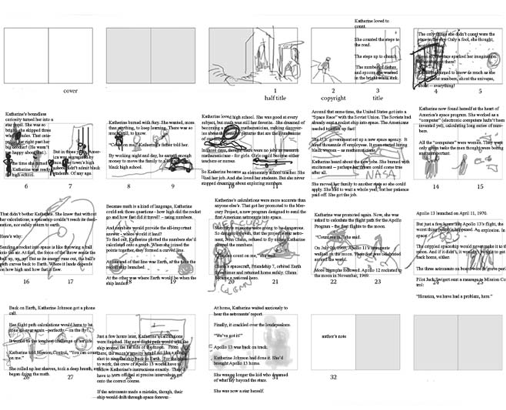 page layout