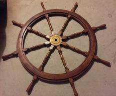 IMAGE 2 - SHIP'S WHEEL