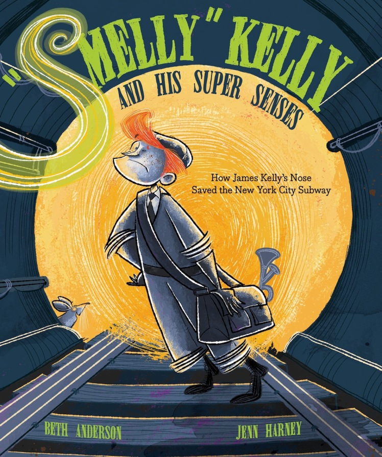 SmellyKelly cover hi res