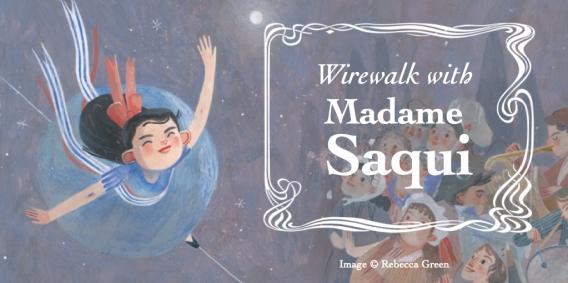 Wirewalk with Saqui image