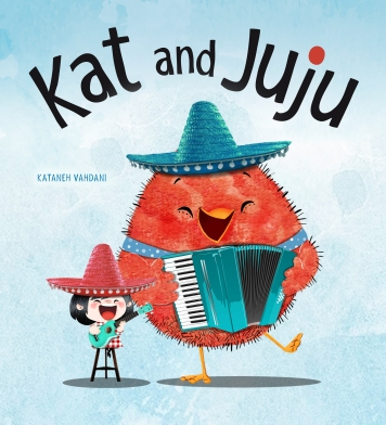 Kat and Juju-Singing- By Kataneh Vahdani