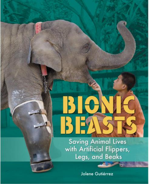 Bionic Beasts cover
