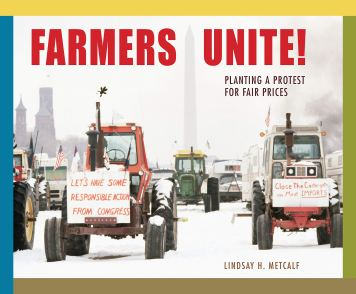 Metcalf_FARMERS UNITE cover