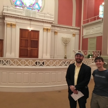 Sixth and I Synagogue Susan Kusel and Sean Rubin