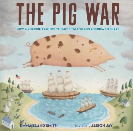 Pig War cover