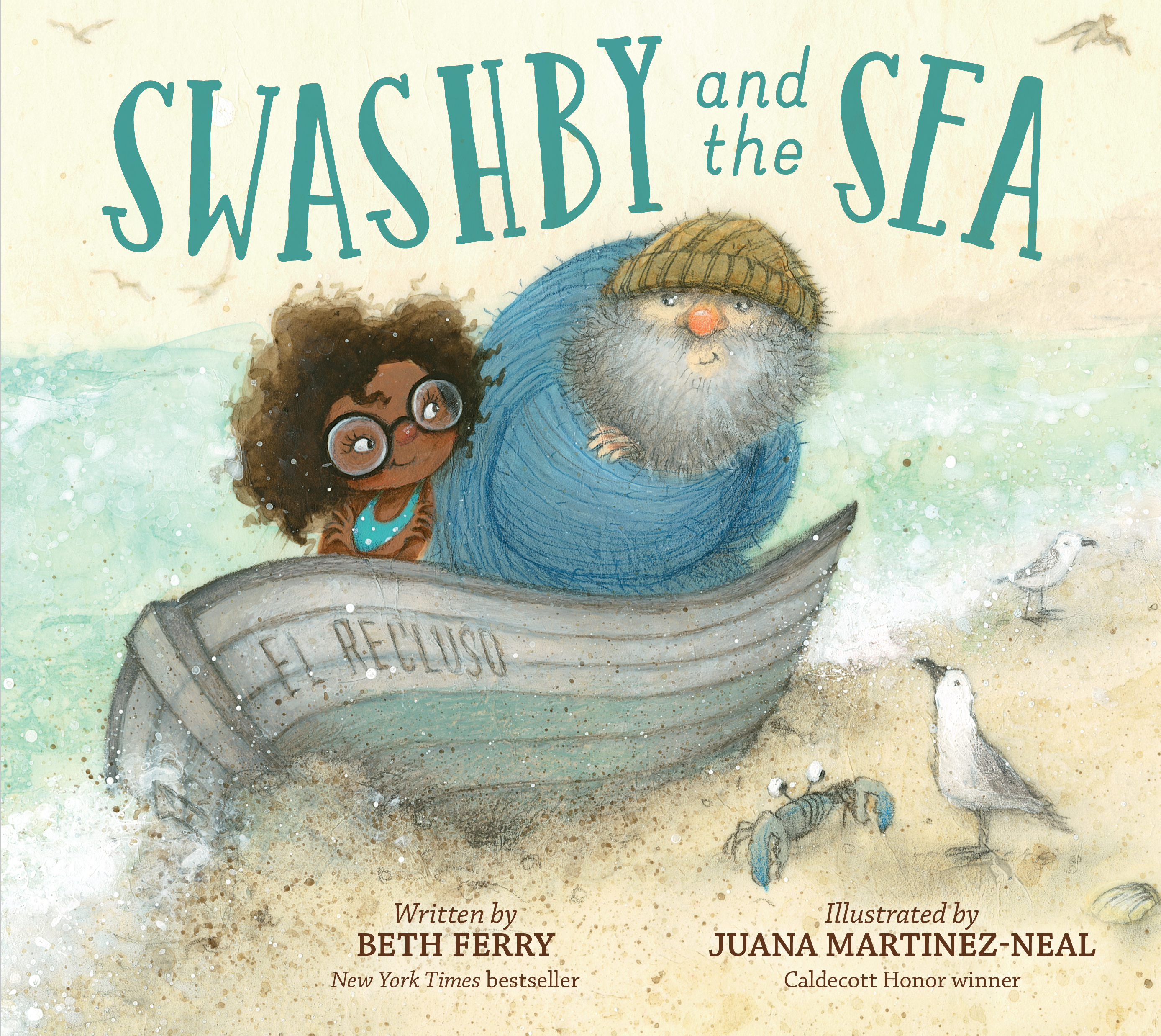 Swashby and the Sea-9780544707375