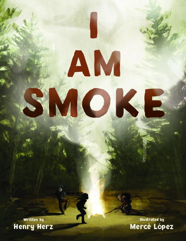I Am Smoke.front